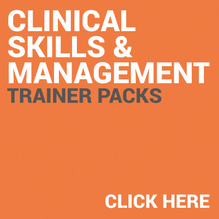 Clinical Skills & Management Trainer Packs