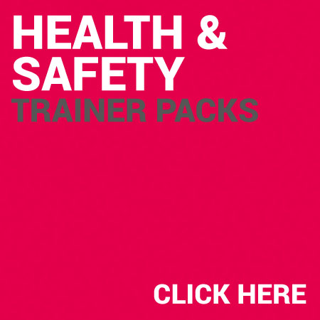 Health & Safety Trainer Packs